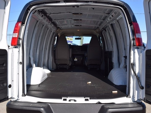 2017 Express 3500 Cargo Van #39087 - photo 2