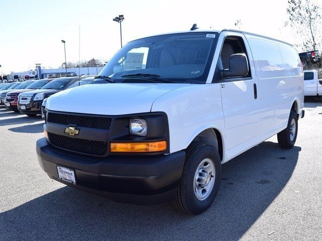 2017 Express 3500 Cargo Van #39087 - photo 9