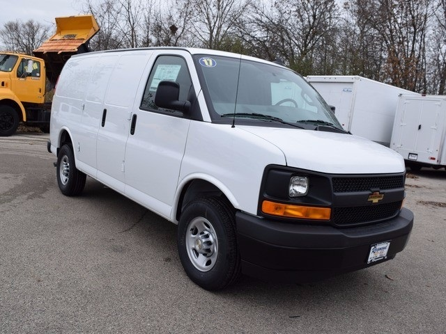 2017 Express 3500 Cargo Van #39096 - photo 11