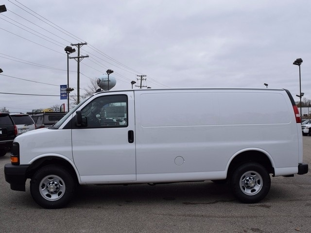 2017 Express 3500 Cargo Van #39096 - photo 8