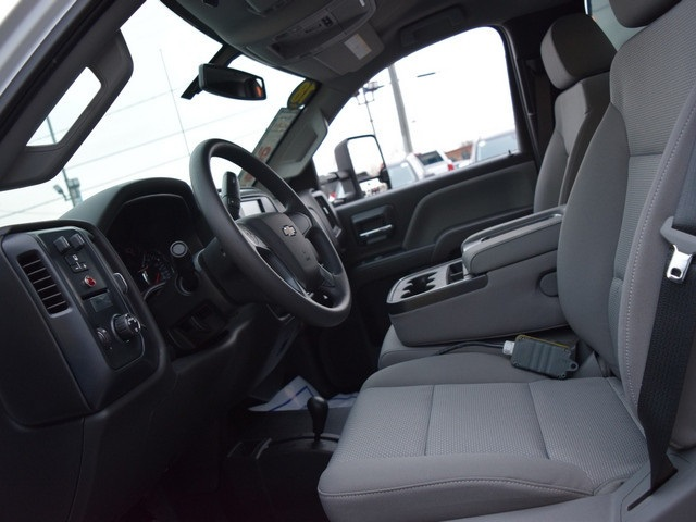 2018 Silverado 3500 Regular Cab DRW 4x4 Dump Body #39107 - photo 18
