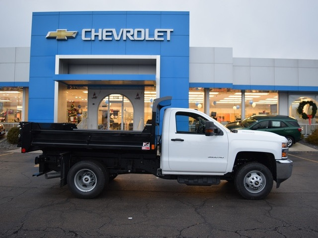 2018 Silverado 3500 Regular Cab DRW 4x4 Dump Body #39107 - photo 3