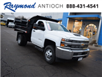 2018 Silverado 3500 Regular Cab DRW 4x4 Dump Body #39107 - photo 1