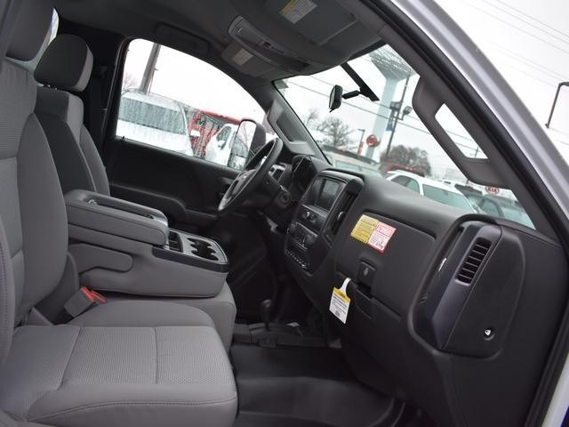 2018 Silverado 3500 Regular Cab DRW 4x4,  Monroe Dump Body #39300 - photo 12