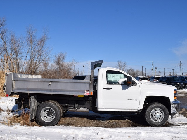 2018 Silverado 3500 Regular Cab DRW 4x4 Dump Body #39301 - photo 3