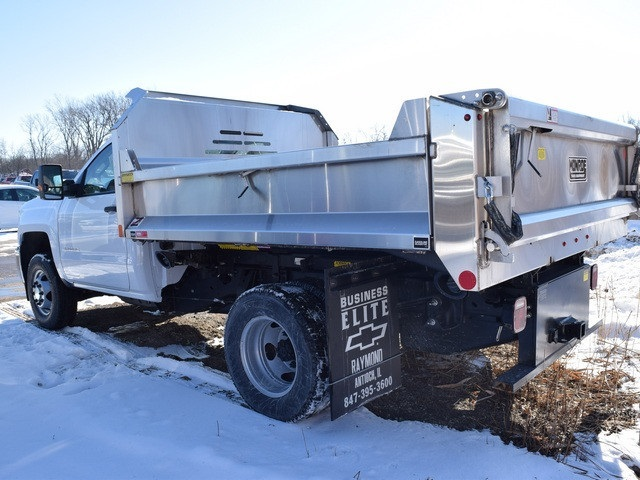 2018 Silverado 3500 Regular Cab DRW 4x4 Dump Body #39301 - photo 4