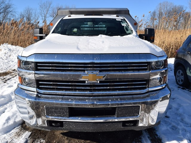 2018 Silverado 3500 Regular Cab DRW 4x4 Dump Body #39301 - photo 8
