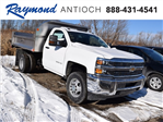 2018 Silverado 3500 Regular Cab DRW 4x4 Dump Body #39301 - photo 1