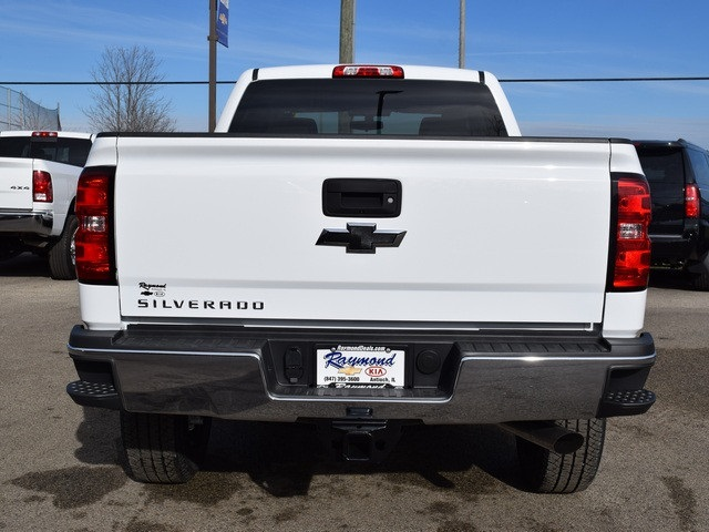 2018 Silverado 2500 Double Cab 4x4, Pickup #39307 - photo 4