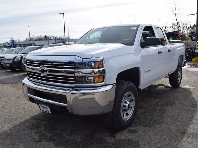 2018 Silverado 2500 Double Cab 4x4, Pickup #39307 - photo 8