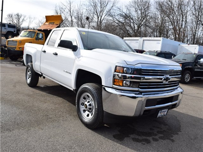 2018 Silverado 2500 Double Cab 4x4, Pickup #39307 - photo 10