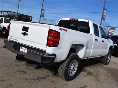 2018 Silverado 2500 Double Cab 4x4, Pickup #39307 - photo 2