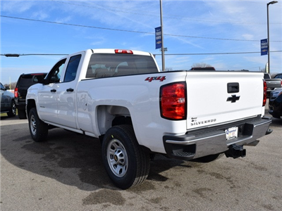 2018 Silverado 2500 Double Cab 4x4, Pickup #39307 - photo 6