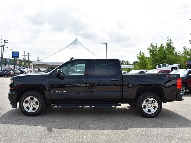 2018 Silverado 1500 Crew Cab 4x4,  Pickup #39336 - photo 8