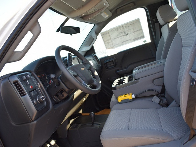 2018 Silverado 3500 Regular Cab DRW 4x4, Monroe MTE-Zee Dump Dump Body #39340 - photo 19