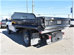 2018 Silverado 3500 Regular Cab DRW 4x4, Monroe MTE-Zee Dump Dump Body #39340 - photo 5