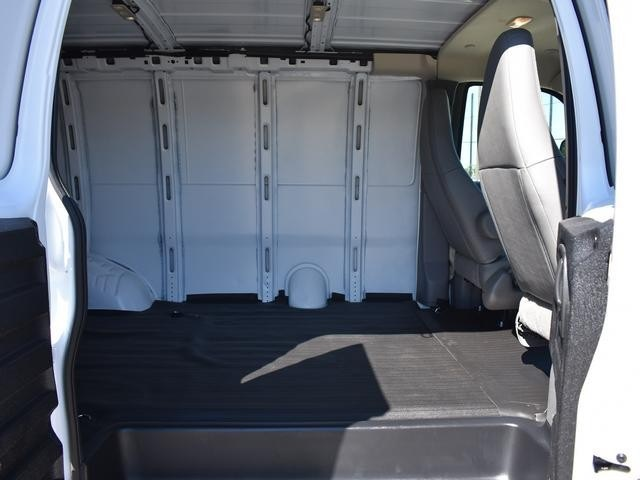2018 Express 3500 4x2,  Empty Cargo Van #39345 - photo 15