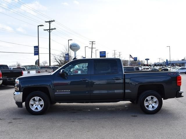 2018 Silverado 1500 Crew Cab 4x4, Pickup #39372 - photo 8