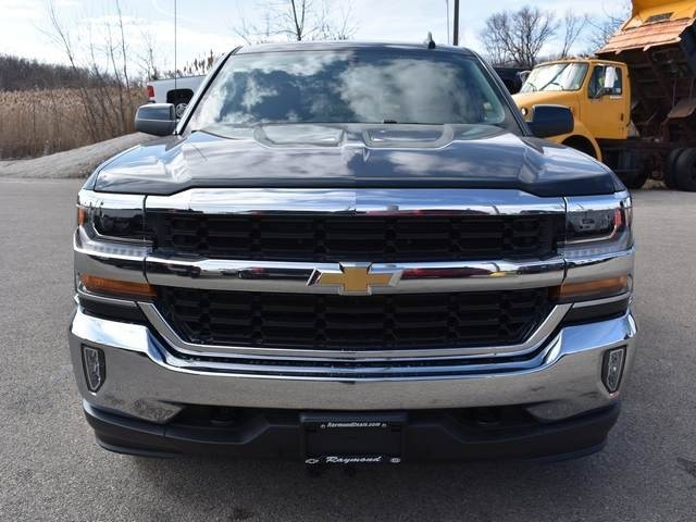 2018 Silverado 1500 Crew Cab 4x4, Pickup #39372 - photo 10