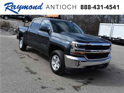 2018 Silverado 1500 Crew Cab 4x4, Pickup #39372 - photo 1