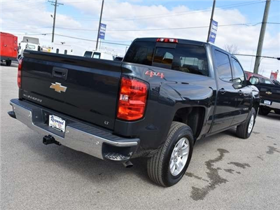 2018 Silverado 1500 Crew Cab 4x4, Pickup #39372 - photo 2
