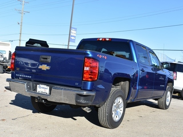 2018 Silverado 1500 Crew Cab 4x4, Pickup #39409 - photo 2