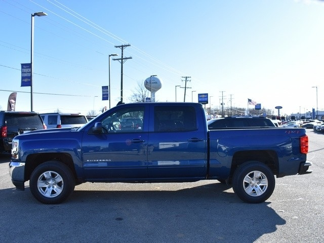 2018 Silverado 1500 Crew Cab 4x4, Pickup #39409 - photo 8