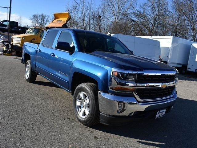 2018 Silverado 1500 Crew Cab 4x4, Pickup #39409 - photo 11