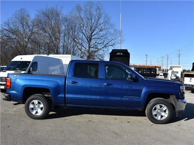 2018 Silverado 1500 Crew Cab 4x4, Pickup #39409 - photo 4