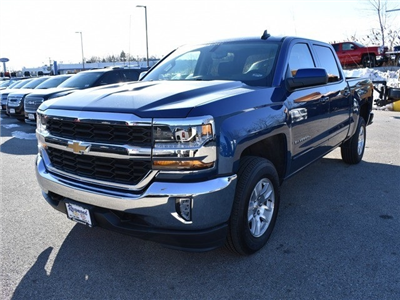 2018 Silverado 1500 Crew Cab 4x4, Pickup #39409 - photo 9