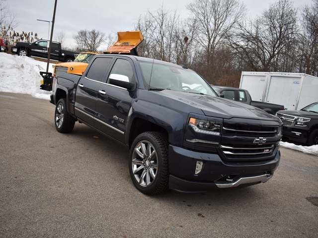 2018 Silverado 1500 Crew Cab 4x4, Pickup #39449 - photo 12