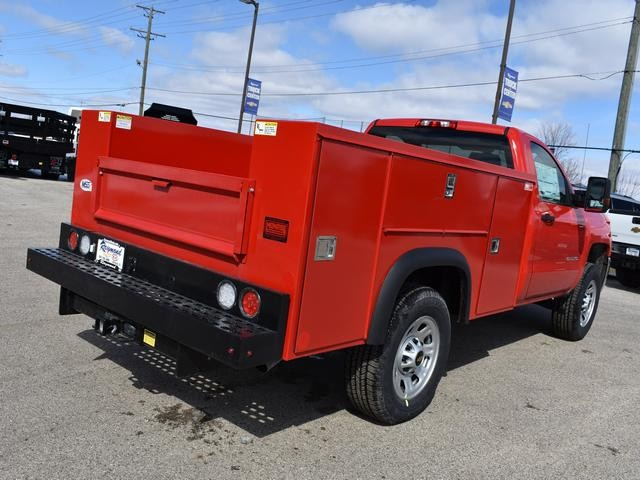 2018 Silverado 3500 Regular Cab, Service Body #39459 - photo 2