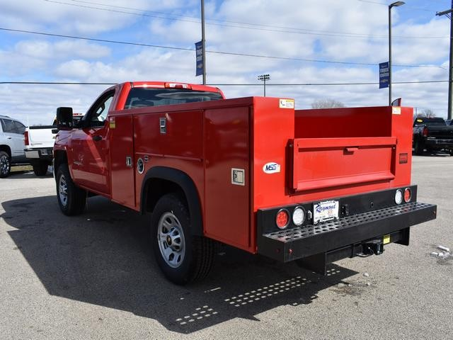 2018 Silverado 3500 Regular Cab, Service Body #39459 - photo 5