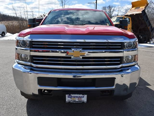 2018 Silverado 3500 Regular Cab, Service Body #39459 - photo 8