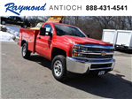 2018 Silverado 3500 Regular Cab, Service Body #39459 - photo 1