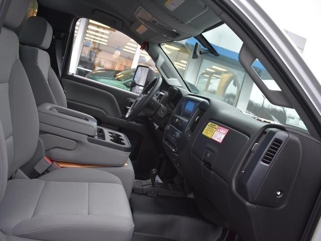 2017 Silverado 3500 Regular Cab DRW 4x4, Dump Body #39550 - photo 15