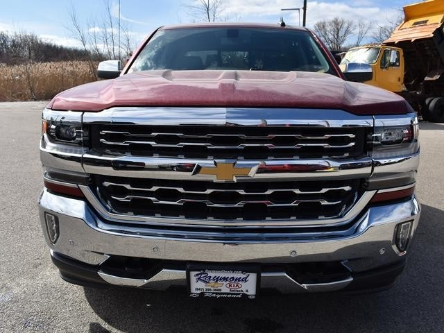 2018 Silverado 1500 Crew Cab 4x4, Pickup #39553 - photo 10