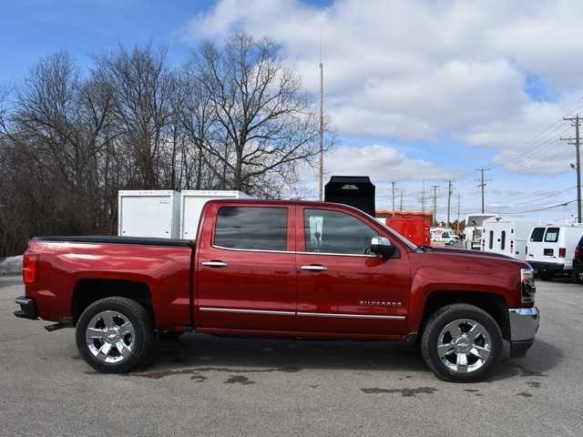 2018 Silverado 1500 Crew Cab 4x4, Pickup #39553 - photo 3