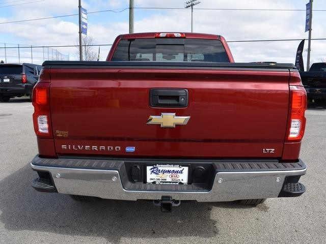 2018 Silverado 1500 Crew Cab 4x4, Pickup #39553 - photo 4