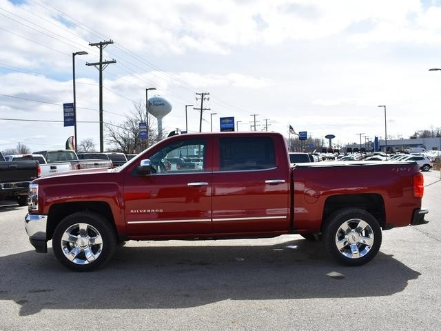2018 Silverado 1500 Crew Cab 4x4, Pickup #39553 - photo 8
