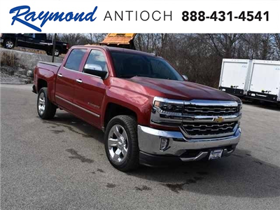 2018 Silverado 1500 Crew Cab 4x4, Pickup #39553 - photo 1