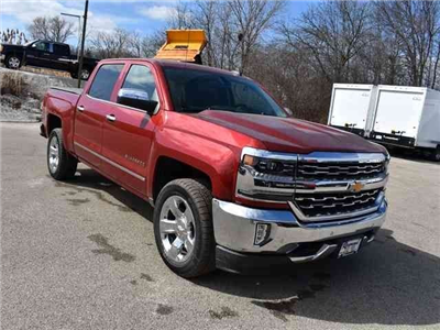 2018 Silverado 1500 Crew Cab 4x4, Pickup #39553 - photo 11