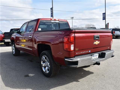 2018 Silverado 1500 Crew Cab 4x4, Pickup #39553 - photo 7