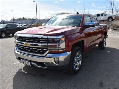 2018 Silverado 1500 Crew Cab 4x4, Pickup #39553 - photo 9