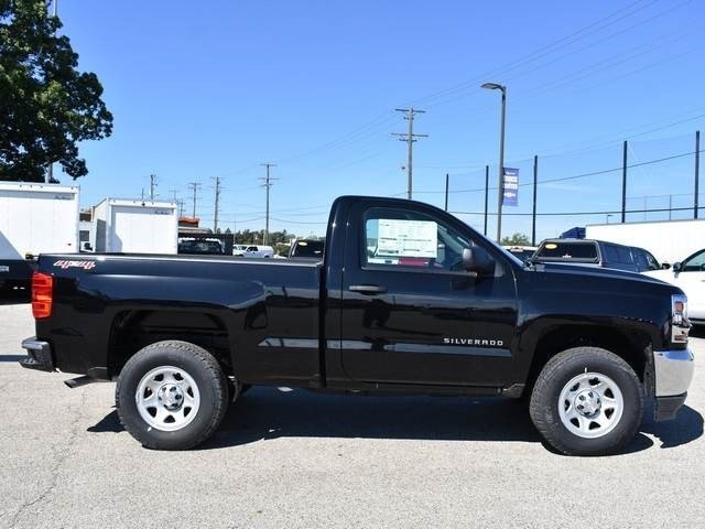 2018 Silverado 1500 Regular Cab 4x4,  Pickup #39555 - photo 3