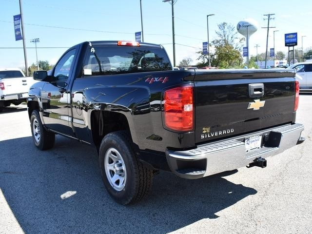 2018 Silverado 1500 Regular Cab 4x4,  Pickup #39555 - photo 6