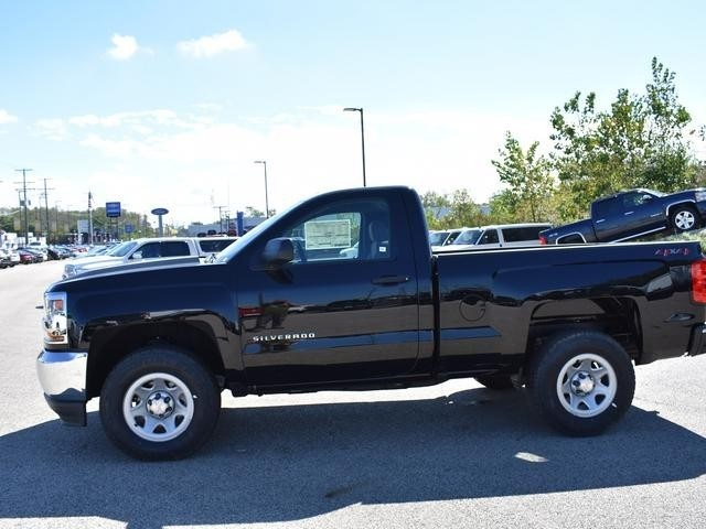 2018 Silverado 1500 Regular Cab 4x4,  Pickup #39555 - photo 7
