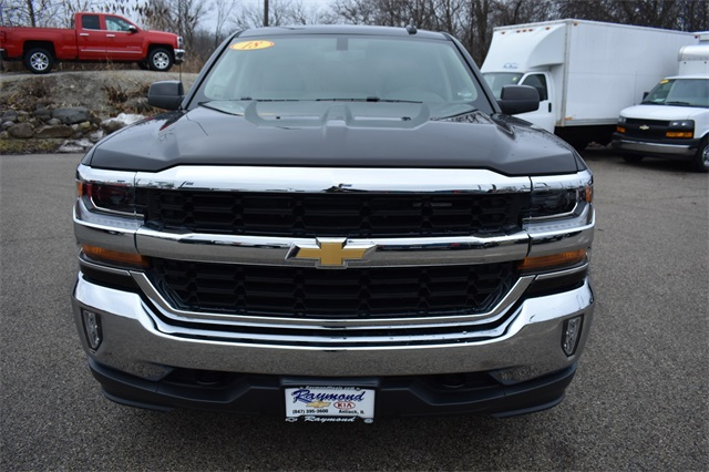 2018 Silverado 1500 Double Cab 4x4, Pickup #39556 - photo 10