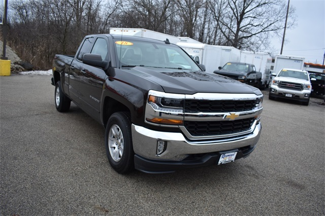 2018 Silverado 1500 Double Cab 4x4, Pickup #39556 - photo 11