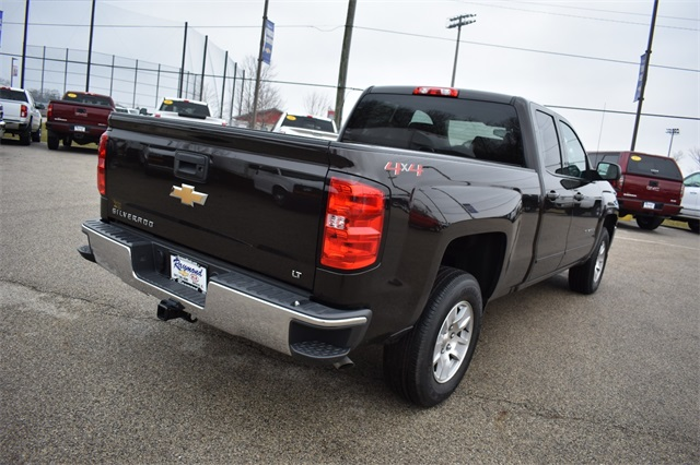 2018 Silverado 1500 Double Cab 4x4, Pickup #39556 - photo 2